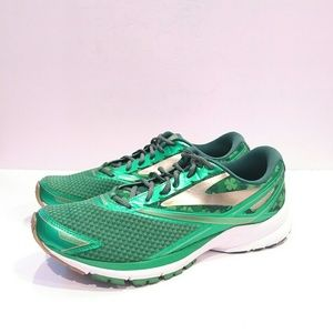 RARE MEN'S LAUNCH 4 RUNNING SHOES st patricks day